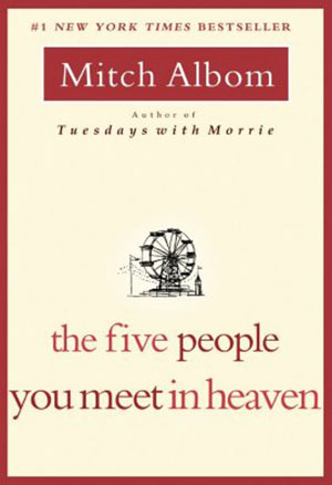 The Five People You Meet in Heaven by Mitch Albom Teacher Guide, Lesson Plans, Novel Unit