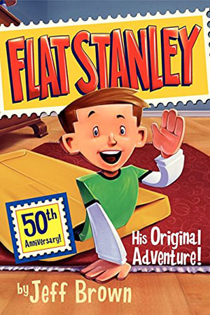 Flat Stanley by Jeff Brown Teacher Guide, Lesson Plans, Activities