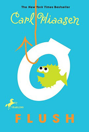Flush by Carl Hiaasen Teacher Guide, Lesson Plans, Novel Unit