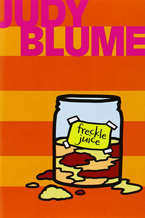 Freckle Juice by Judy Blume Teacher Guide, Lesson Plans, Activities