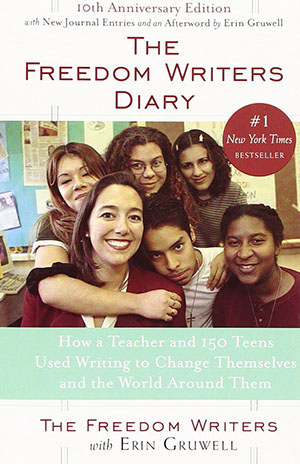 The Freedom Writers Diary by Erin Gruwell Teacher Guide, Lesson Plans, Novel Unit