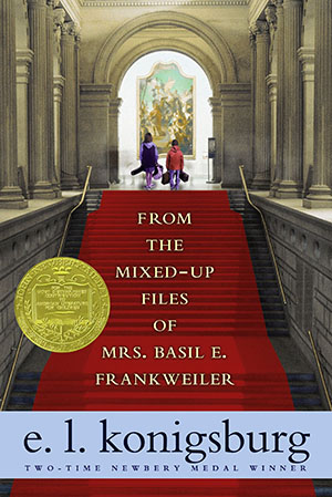 From the Mixed-Up Files of Mrs. Basil E. Frankweiler by E. L. Konigsburg Teacher Guide, Lesson Plans, Novel Unit