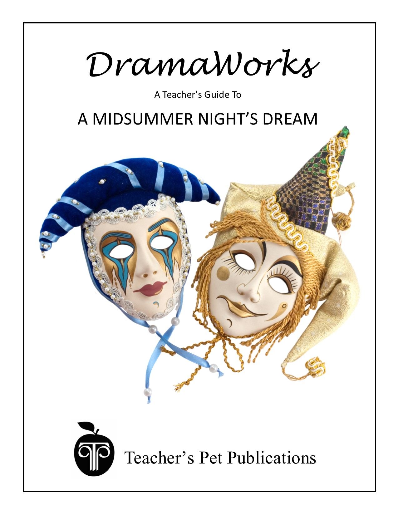 DramaWorks Teacher Guides for Plays