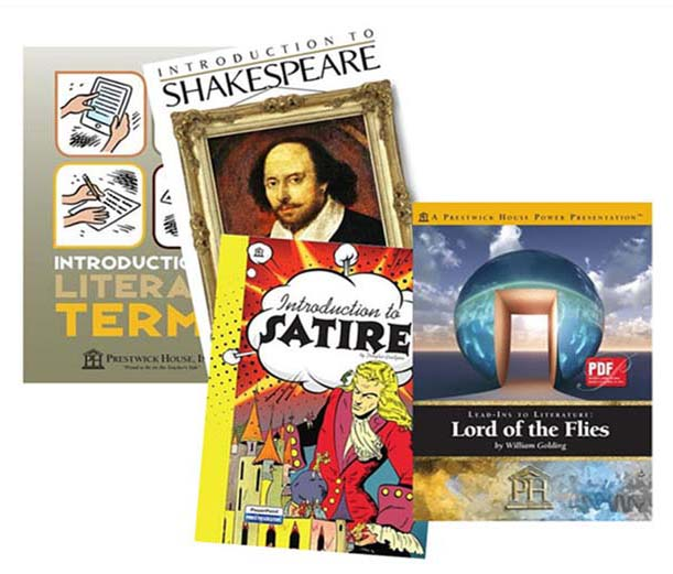 Power Presentations Add A Visual Element To Your Literature Lesson Plans