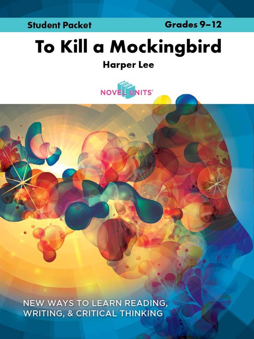 To Kill a Mockingbird Novel Units Student Packet