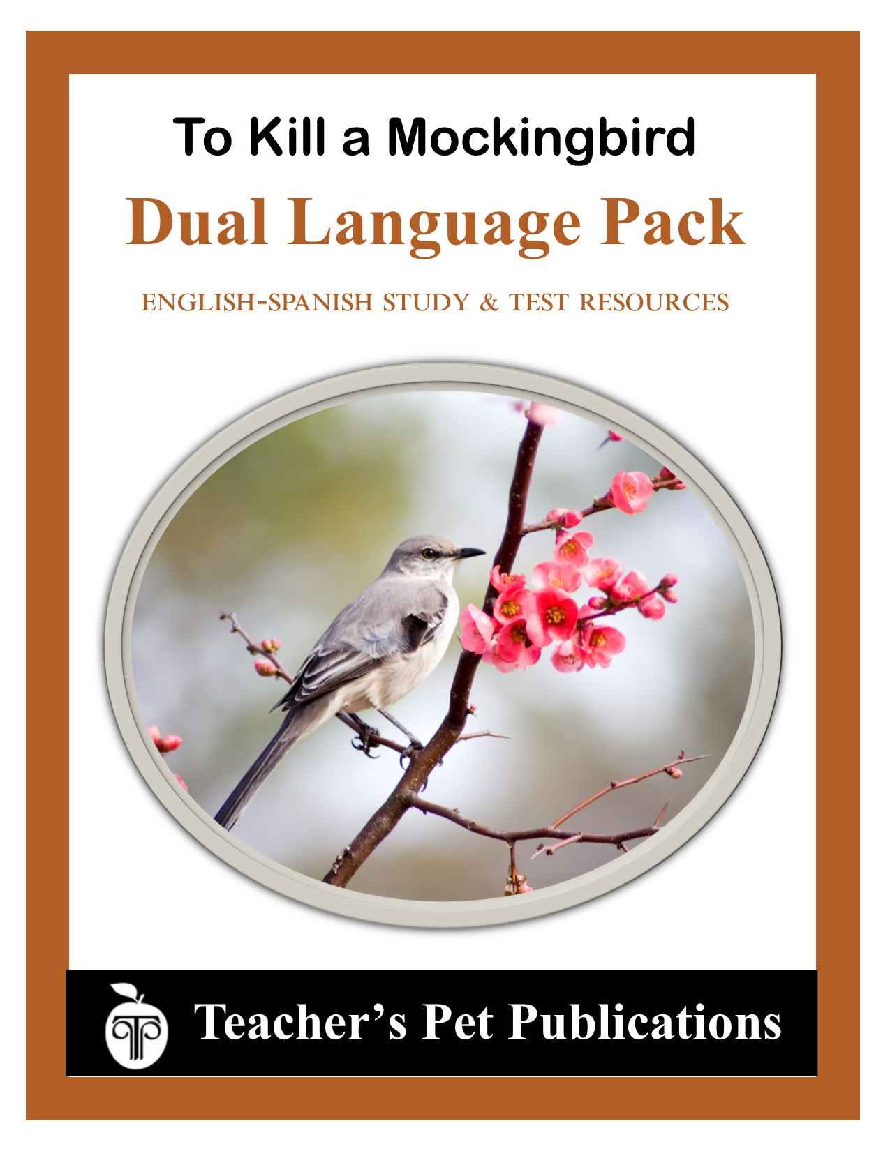 Dual Language English-Spanish Novel Guides