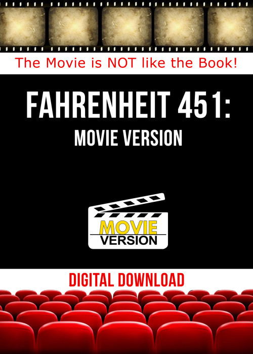 fahrenheit 451 movie and book comparison and Fahrenheit 451 vs minority report the comparison between the book fahrenheit 451 written by ray bradbury in the year 1953 and the movie minority report directed by steven spielberg in the year 2002, was very similar using characterization, symbolism and plot in various ways the characterization between fahrenheit.