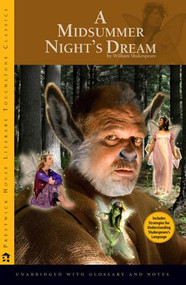 A Midsummer Night's Dream Literary Touchstone Classic