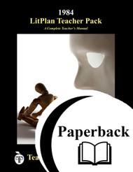 1984 LitPlan Lesson Plans (Paperback)