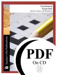 The Alchemist Puzzles, Worksheets, Games   Puzzle Pack