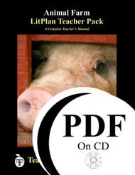 Animal Farm Lesson Plans | LitPlan Teacher Pack (teacher guide, novel unit)