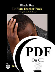 Black Boy Lesson Plans | LitPlan Teacher Pack