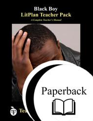 Black Boy Lesson Plans | LitPlan Teacher Pack (Paperback)
