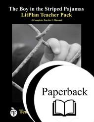 The Boy in the Striped Pajamas LitPlan Lesson Plans (Paperback)