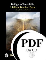 Bridge to Terabithia LitPlan Lesson Plans (PDF on CD)