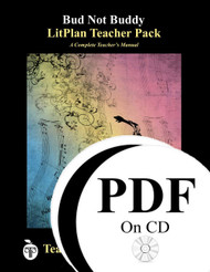 Bud Not Buddy LitPlan Lesson Plans (PDF on CD)