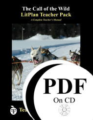 The Call of the Wild LitPlan Lesson Plans (PDF on CD)