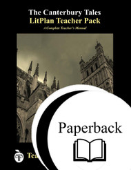 The Canterbury Tales Lesson Plans | LitPlan Teacher Pack Paperback