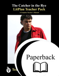 The Catcher in the Rye LitPlan Lesson Plans (Paperback)