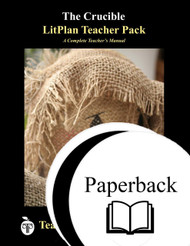 The Crucible LitPlan Lesson Plans (Paperback)