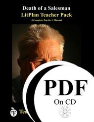 Death of a Salesman LitPlan Lesson Plans (PDF on CD)