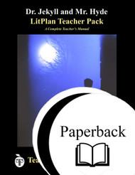 Dr Jekyll and Mr Hyde LitPlan Lesson Plans (Paperback)