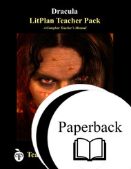 Dracula LitPlan Lesson Plans (Paperback)
