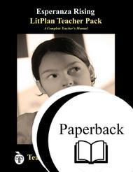 Esperanza Rising LitPlan Lesson Plans (Paperback)