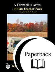 A Farewell to Arms LitPlan Lesson Plans (Paperback)