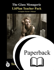 The Glass Menagerie LitPlan Lesson Plans (Paperback)