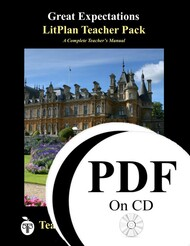 Great Expectations LitPlan Lesson Plans (PDF on CD)