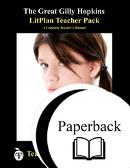 The Great Gilly Hopkins LitPlan Lesson Plans (Paperback)