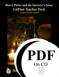 Harry Potter and the Sorcerer's Stone LitPlan Lesson Plans (PDF on CD)