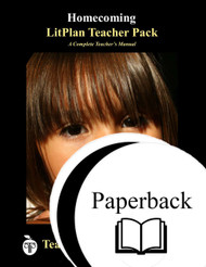 Homecoming LitPlan Lesson Plans (Paperback)