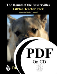 The Hound of the Baskervilles LitPlan Lesson Plans (PDF on CD)