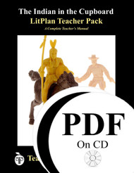 The Indian in the Cupboard LitPlan Lesson Plans (PDF on CD)