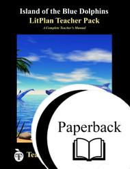 Island of the Blue Dolphins LitPlan Lesson Plans (Paperback)