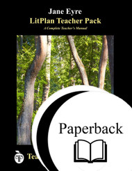 Jane Eyre LitPlan Lesson Plans (Paperback)