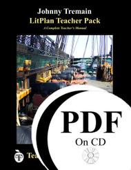 Johnny Tremain LitPlan Lesson Plans (PDF on CD)