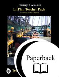 Johnny Tremain LitPlan Lesson Plans (Paperback)