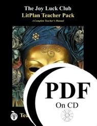 The Joy Luck Club LitPlan Lesson Plans (PDF on CD)