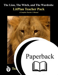 The Lion the Witch and the Wardrobe LitPlan Lesson Plans (Paperback)