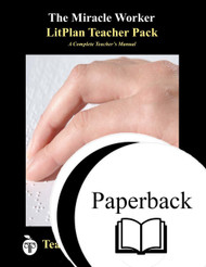 The Miracle Worker LitPlan Lesson Plans (Paperback)
