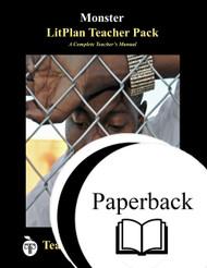 Monster LitPlan Lesson Plans (Paperback)