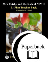 Mrs Frisby and the Rats of NIMH LitPlan Lesson Plans (Paperback)
