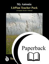 My Antonia LitPlan Lesson Plans (Paperback)