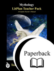 Mythology LitPlan Lesson Plans (Paperback)