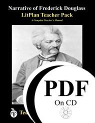 Narrative of the Life of Frederick Douglass LitPlan Lesson Plans (PDF on CD)