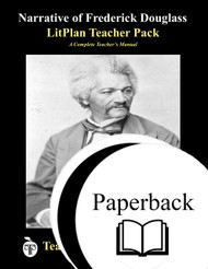 Narrative of the Life of Frederick Douglass LitPlan Lesson Plans (Paperback)