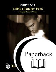 Native Son LitPlan Lesson Plans (Paperback)